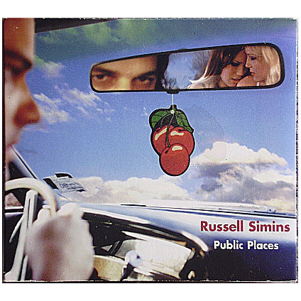 Public Places - Russell Simins - CD