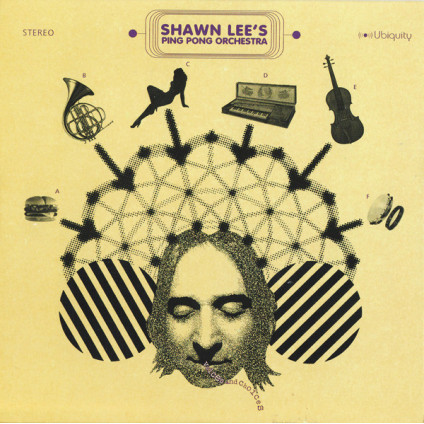 Voices And Choices - Shawn Lee's Ping Pong Orchestra - CD