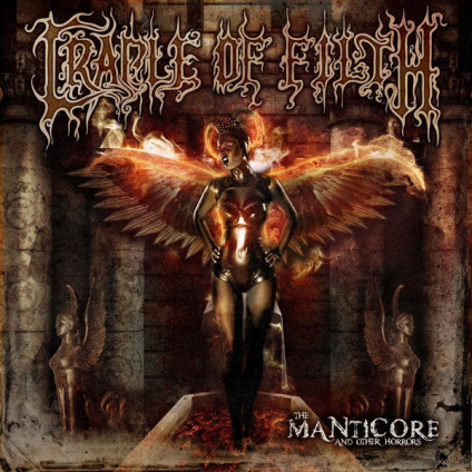 The Manticore And Other Horrors - Cradle Of Filth - CD