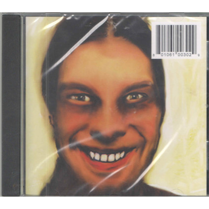 ...I Care Because You Do - Aphex Twin - CD