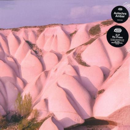 Amber - Autechre - LP