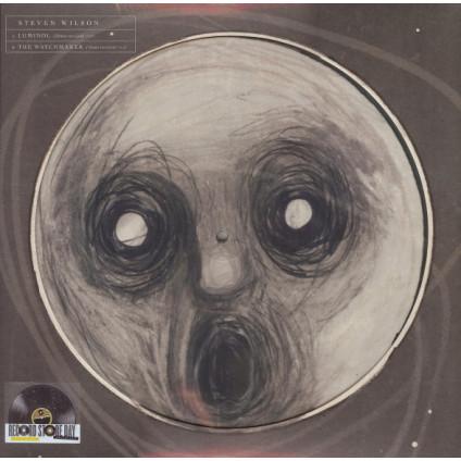 "Luminol / The Watchmaker - Steven Wilson - 12"""