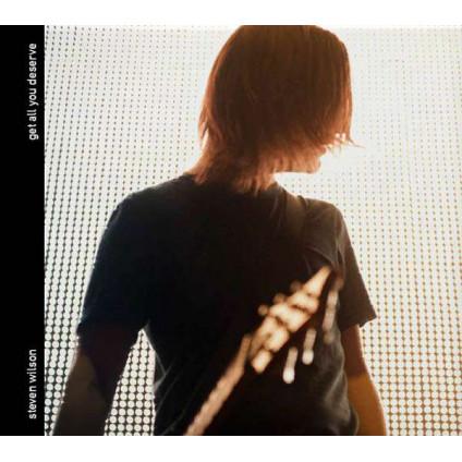 Get All You Deserve - Steven Wilson - CD