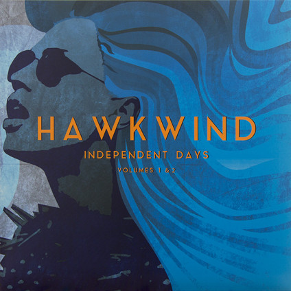 Independent Days Volumes 1 & 2 - Hawkwind - LP