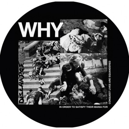 Why - Discharge - LP