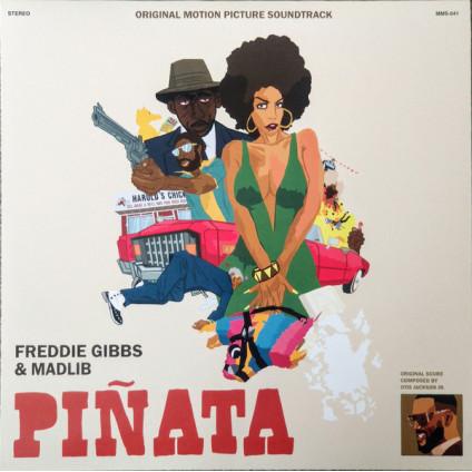Madlib - Freddie Gibbs - LP