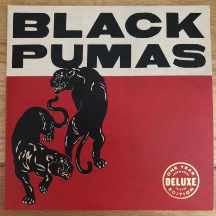Black Pumas - Black Pumas - LP