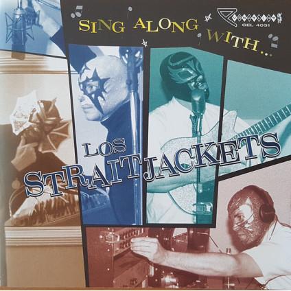 Sing Along With Los Straitjackets - Los Straitjackets - CD