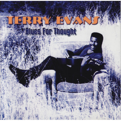 Blues For Thought - Terry Evans - CD