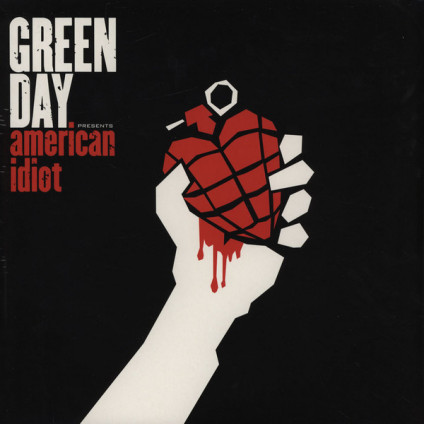 American Idiot - Green Day - LP