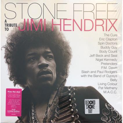 Stone Free (A Tribute To Jimi Hendrix) - Various - LP