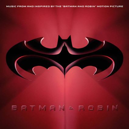 Batman & Robin: Music From And Inspired By The ''Batman & Robin'' Motion Picture - Various - LP