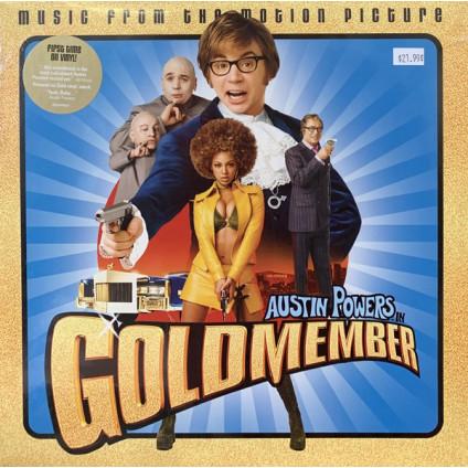 Austin Powers In Goldmember - Various - LP