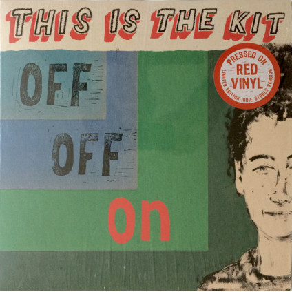 Off Off On - This Is The Kit - LP