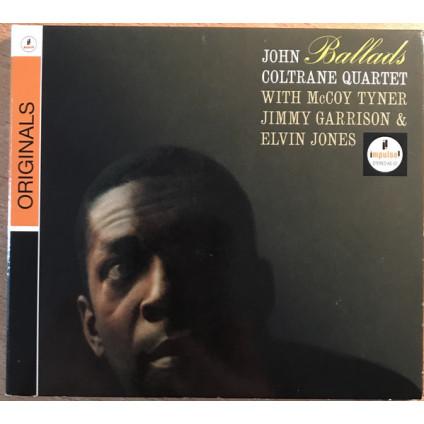 Ballads - John Coltrane Quartet - CD