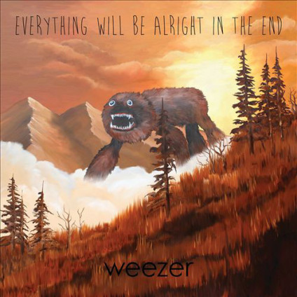 Everything Will Be Alright In The End - Weezer - CD