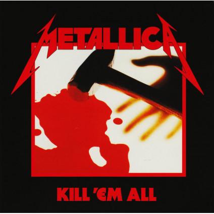 Kill 'Em All - Metallica - CD
