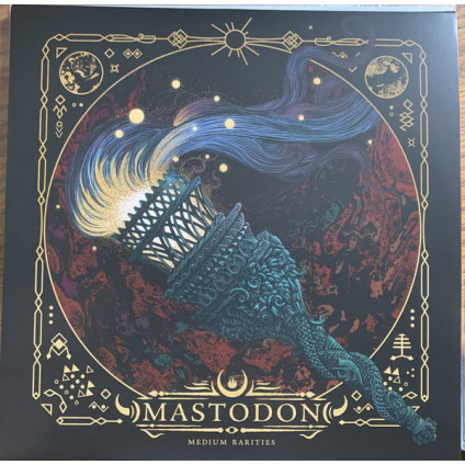 Medium Rarities - Mastodon - LP