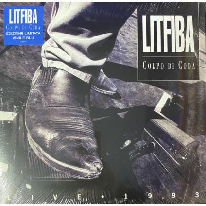 Colpo di Coda - Litfiba - LP