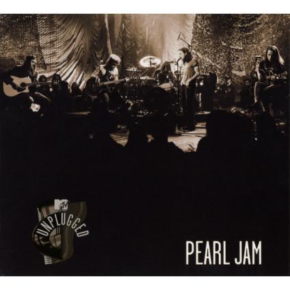MTV Unplugged - Pearl Jam - CD