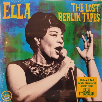 The Lost Berlin Tapes - Ella Fitzgerald - LP