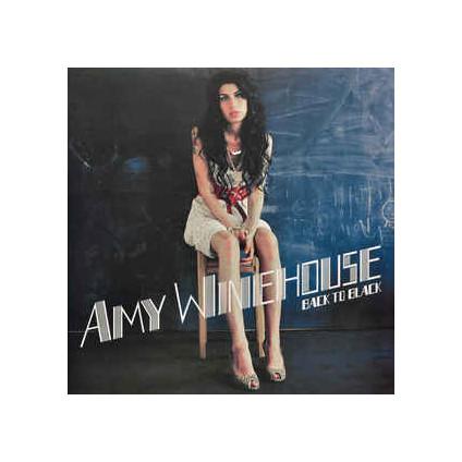 Back To Black - Amy Winehouse - LP