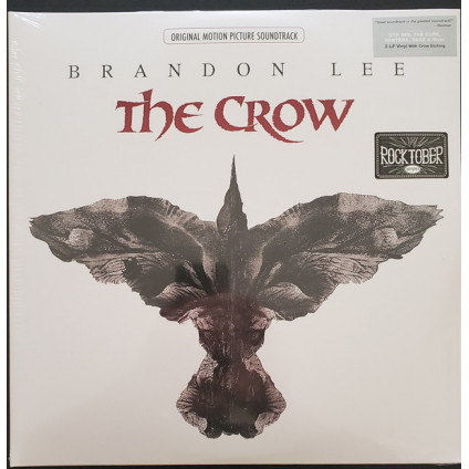The Crow (Original Motion Picture Soundtrack) - Various - LP