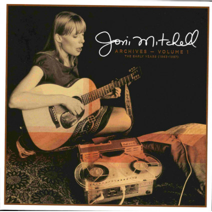 Archives Volume 1: The Early Years 1963-1967 - Joni Mitchell - CD