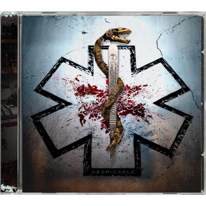 Despicable - Carcass - CD