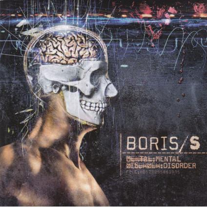 Mental Disorder - Boris/S - CD