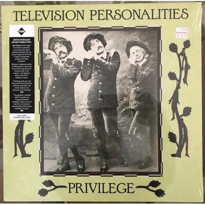 Privilege - Television Personalities - LP
