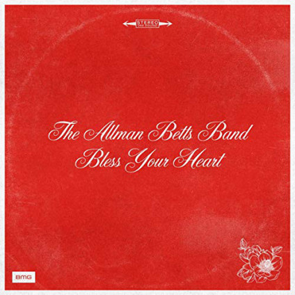 Bless Your Heart - The Allman Betts Band - CD