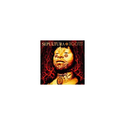 Roots - Sepultura - CD
