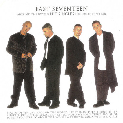 Around The World - Hit Singles - The Journey So Far - East Seventeen - CD