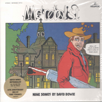 Metrobolist (Nine Songs By David Bowie) - David Bowie - CD