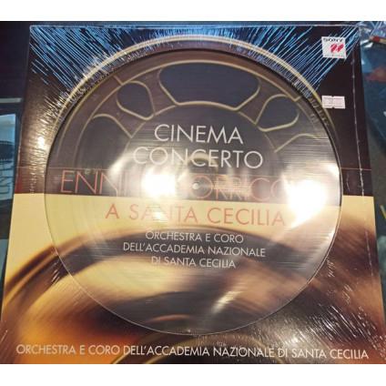 Cinema Concerto A Santa Cecilia - Ennio Morricone - LP