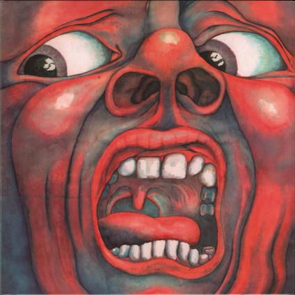 In The Court Of The Crimson King - King Crimson - LP