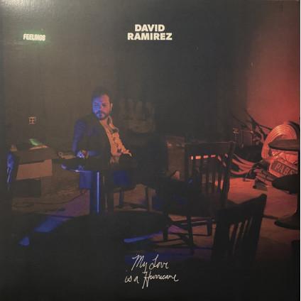 My Love Is A Hurricane - David Ramirez - LP