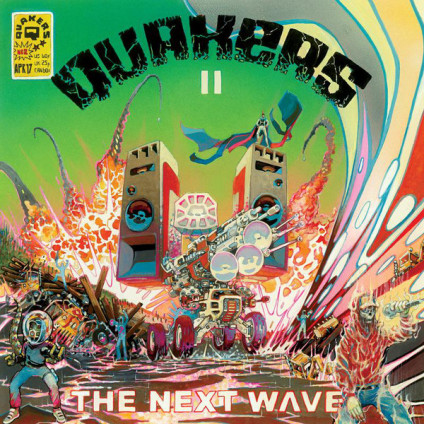 II - The Next Wave - Quakers - LP