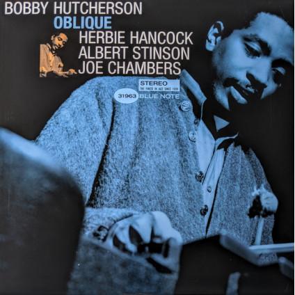Oblique - Bobby Hutcherson - LP