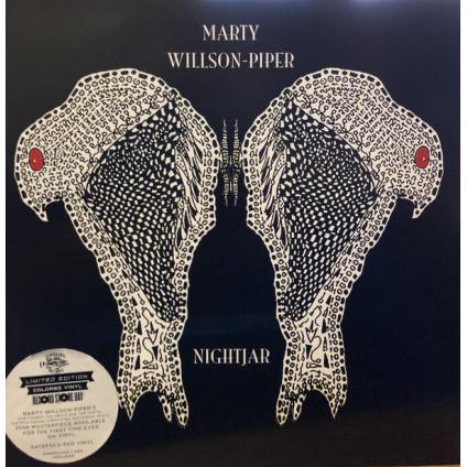 Nightjar - Marty Willson-Piper - LP