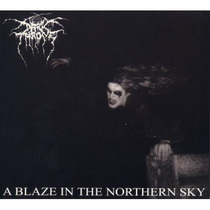 A Blaze In The Northern Sky - Darkthrone - CD