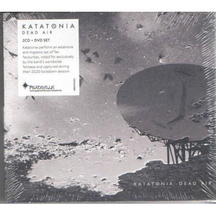 Dead Air - Katatonia - CD