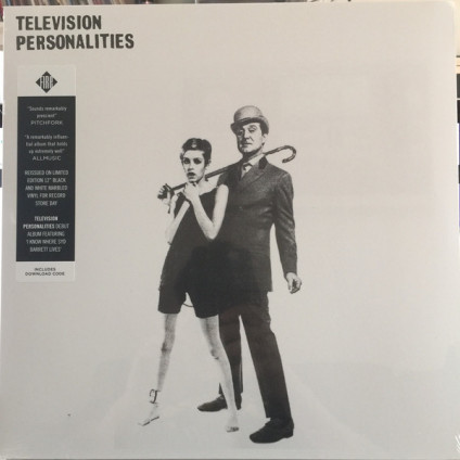 ...And Don't The Kids Just Love It - Television Personalities - LP
