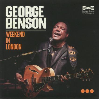 Weekend in London - George Benson - LP