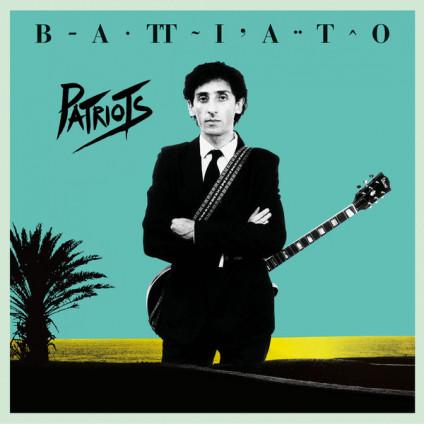 Patriots - Battiato - LP