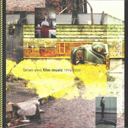 Film Music 1976-2020 - Brian Eno - CD