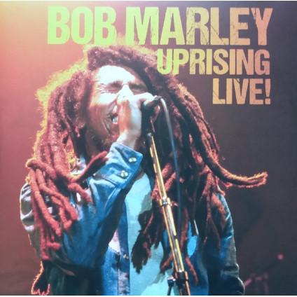 Uprising Live! - Bob Marley - LP
