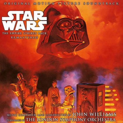 The London Symphony Orchestra - John Williams - LP