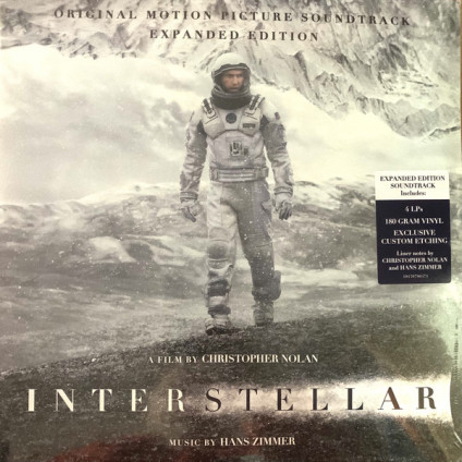 Interstellar (Original Motion Picture Soundtrack Expanded Edition) - Hans Zimmer - LP